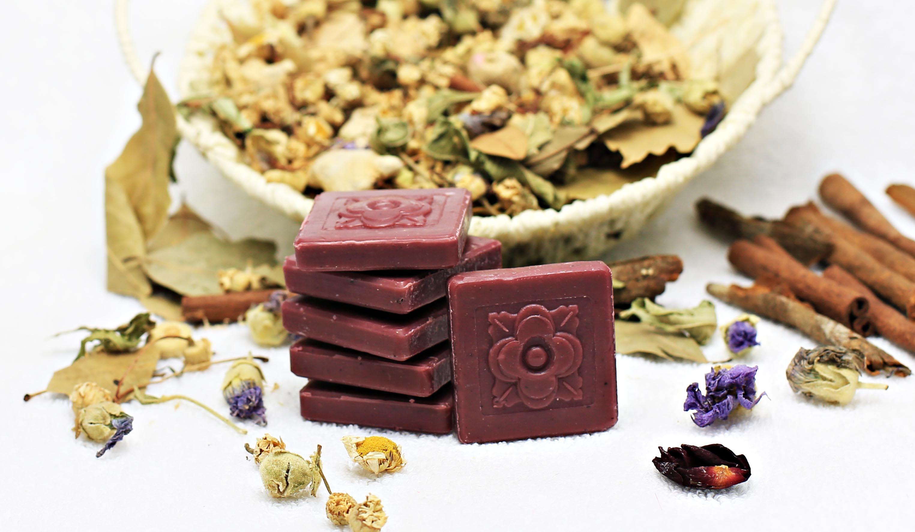 kara üzüm sabunu